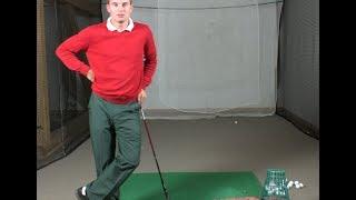 Golftraining: Golfball richtig treffen