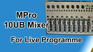 Download MPro - 10UB Mixer Mp3 and Videos