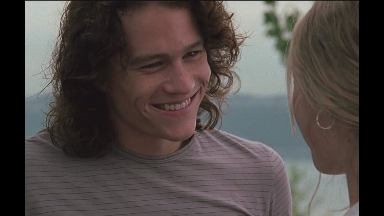 Download Kat kisses Patrick - Heath Ledger (10 things i hate about you)