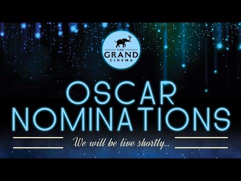 2017 Live #OscarNoms Reactions