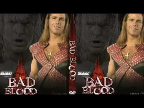 WWE Bad Blood 2004 Theme Song ''Sold Me'' by Seether