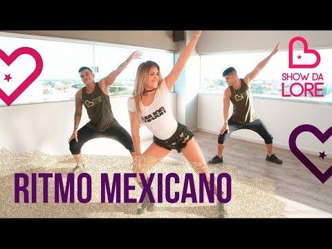 Ritmo Mexicano - MC GW   Lore Improta - 4k   Coreografia