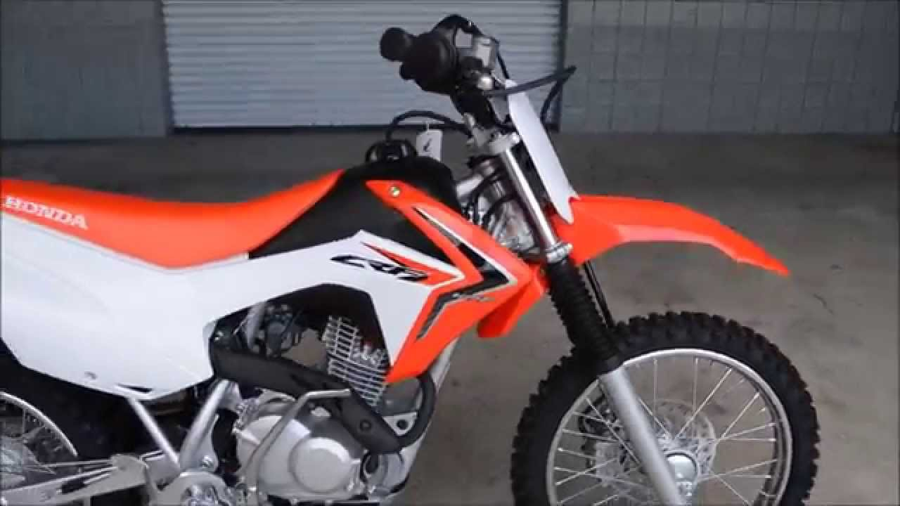 2015 honda crf125 for sale chattanooga tn ga al dirt for Honda dealerships in alabama