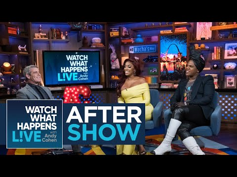 After Show: Is Kandi Burruss Obsessed With Porsha Williams And Dennis McKinley? | RHOA | WWHL