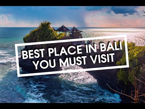 Top 10 best places in bali you must visit now visit for Top 10 vacation spots couples
