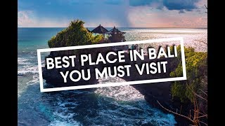 TOP 10 Best Places in Bali You Must Visit Now | Visit Indonesia