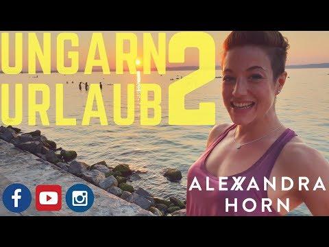 Ungarn Urlaub Vlog Teil 2 - Sport im Urlaub - Ernährung im Urlaub