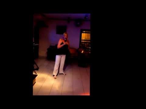 Karaoke Night in Cala San Vincente, Majorca 2013