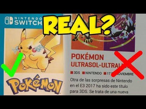 POKEMON NEWS UPDATE! Generation 8 Nintendo Magazine Isn't Wrong!!!