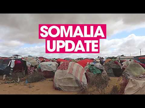 Somalia Update -  Food Kitchen Now Open