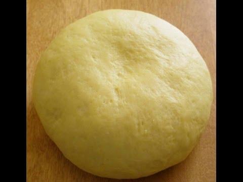 Cách làm vỏ bánh Pizza đơn giản mà ngon -  Pizza Dough