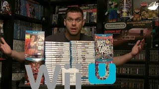 Huge Wii U Video Game Pickup 40 Plus Games  Nintendo  Grimsie42