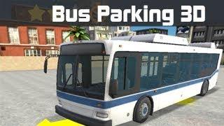 Bus Parking 3D Gameplay Video screenshot 2