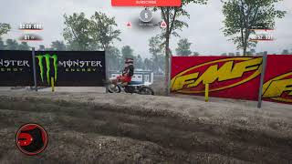 MXGP 2019 The Official Motocross Videogame Gameplay (PC Game)