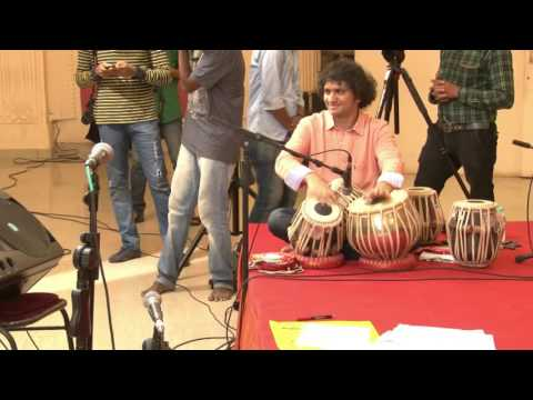 Pankaj Udhas,Suresh Wadkar & Other Singers At Rehearsal For