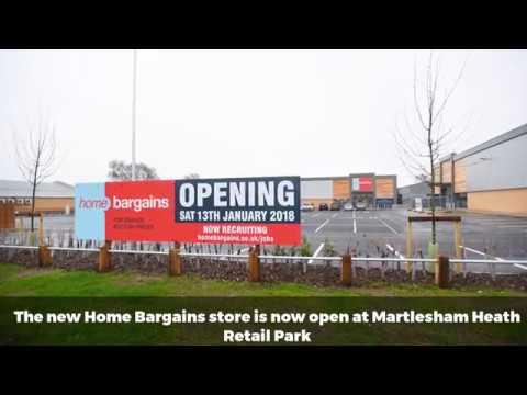 Home Bargains Opens In Martlesham Latest Ipswich News