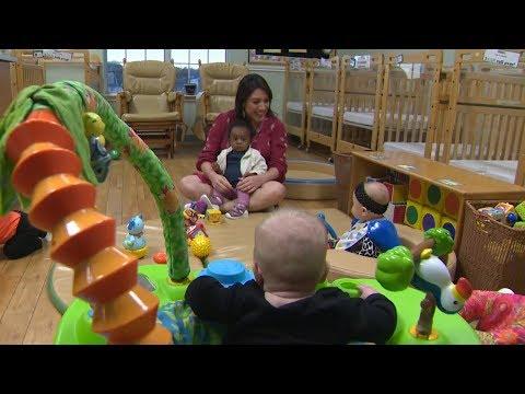 Take This Job: Daycare teacher