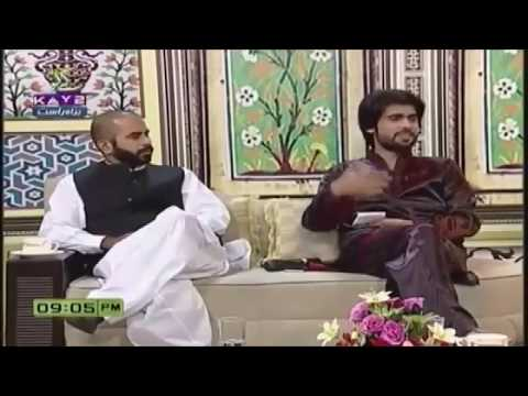 Live Interview Singer Zeeshan Khan Rokhri New K2 Channel 2017   YouTube