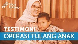 Dr. Komang Agung I.S, Sp.OT surgery at Orthopedi & Traumatologi Hospital (Surabaya - Indonesia) Case.