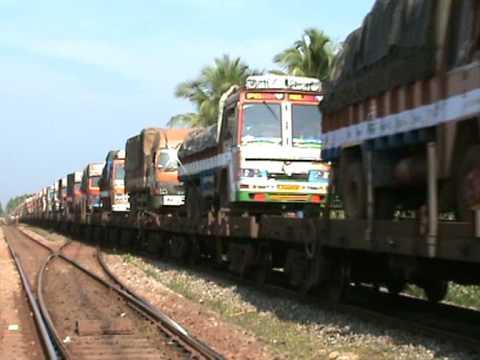 RORO by Konkan Railways