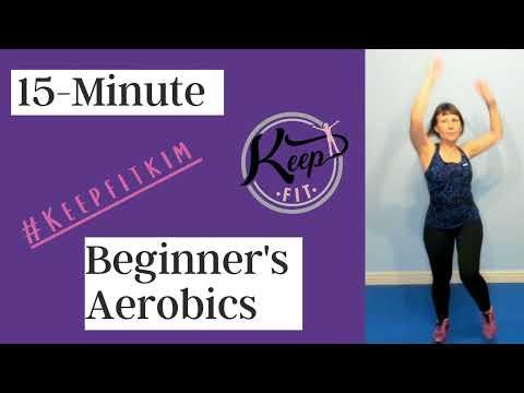 15-minute Beginners Aerobics
