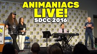 "SDCC 2016: ""Animaniacs Live!"" FULL PERFORMANCE with voice cast at San Diego Comic-Con"