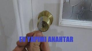 Ev Yapımı Anahtar / Kendin Yap
