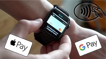 So funktioniert Apple Pay & Google Pay! - Alle was ihr wissen müsst.