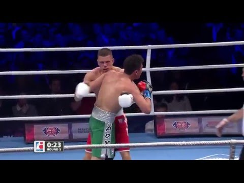 WSB Season VI  Week 6 British Lion Hearts vs Mexico Guerreros
