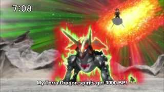 Battle Spirits Sword Eyes Gekitouden ep 31 (1/2)
