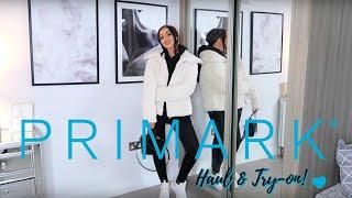HUGE AW PRIMARK HAUL u0026 TRY-ON NOVEMBER 2019
