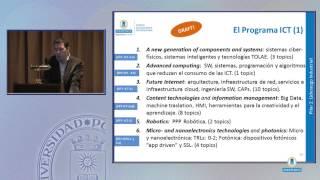 Taller Horizon 2020. Nuevo Programa Marco Europeo de Investigación e Innovación