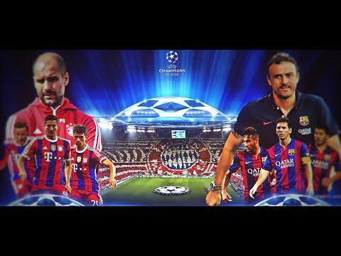 FC Bayern Munchen 3 - 2 (3:5) FC Barcelona ● 12.05.2015 ● PROMO ●   HD  