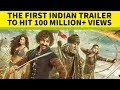 Top 10 Most Viewed Indian/Bollywood Teasers/Trailers on Youtube of All Time