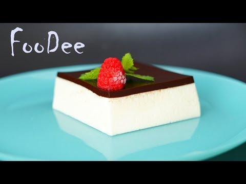 Птичье Молоко на желатине ☆ Божественно Вкусный десерт без выпечки