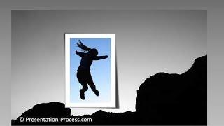 PowerPoint Stick on Photo Effect : PowerPoint Effect Tutorials