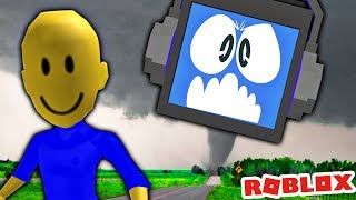 Fandroid plays with FANS! Roblox Natural Disaster
