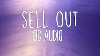 Marshmello x SVDDEN DEATH - Sell Out (8D Audio) 🎧
