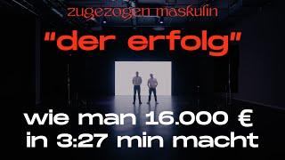Zugezogen Maskulin - Der Erfolg prod. by SILKERSOFT & AHZUMJOT