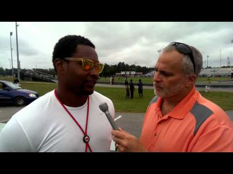 Gerald Glasco interview