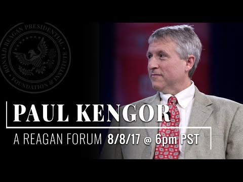 A Reagan Forum and Book Signing with Paul Kengor — 8/8/17