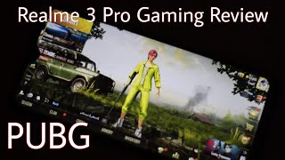 Realme 3 Pro Gaming Review with PUBG Mobile , Fortnite, Asphalt 9| Heating and Battery Usage 🔥
