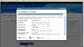 WebSphere sMash on IBM Cloud