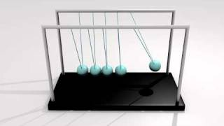 Tutorial Preview: Newtons Cradle
