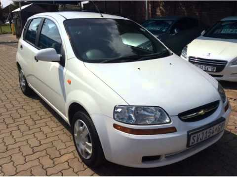 2005 Chevrolet Aveo 15 Ls Auto For Sale On Auto Trader South Africa