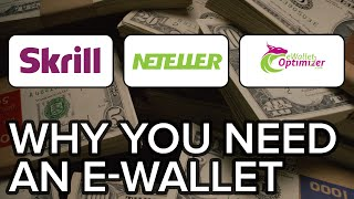 Top 7 Reasons Why You Need an E-Wallet for Playing Online Poker