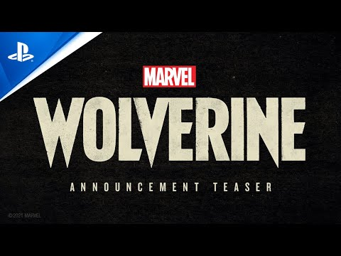 Marvel's Wolverine - PlayStation Showcase 2021 Announcement Teaser Trailer | PS5