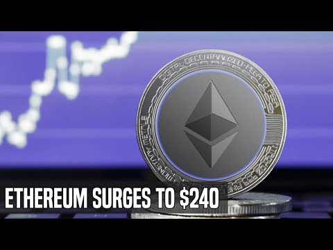 Ethereum Rallies To $240 | DeFi Is Beginning To Gain Serious Traction