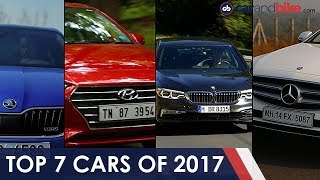 Top 7 Cars Launched In 2017 | NDTV carandbike