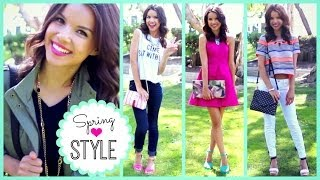 My Spring Style 2014